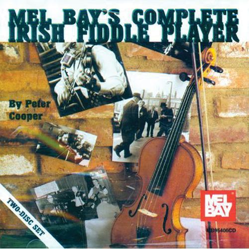 Media Complete Irish Fiddle Player companion 2 CD set