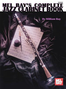 Media Complete Jazz Clarinet Book