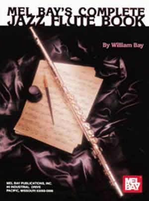 Media Complete Jazz Flute Book