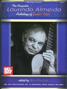 Media Complete Laurindo Almeida Anthology of Guitar Trios