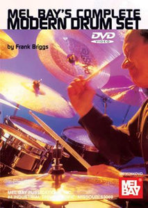 Media Complete Modern Drum Set  DVD