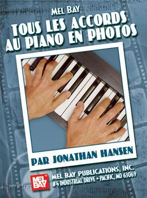 Media Complete Piano Photo Chords, French Edition