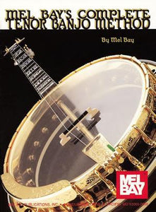 Media Complete Tenor Banjo Method
