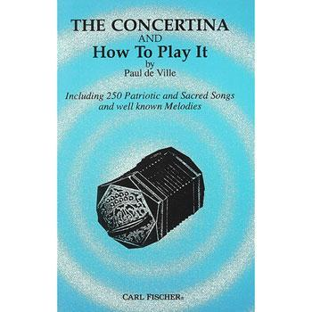 Media Concertina & How to Play It