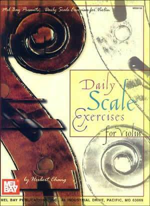 Media Daily Scale Exercises for Violin