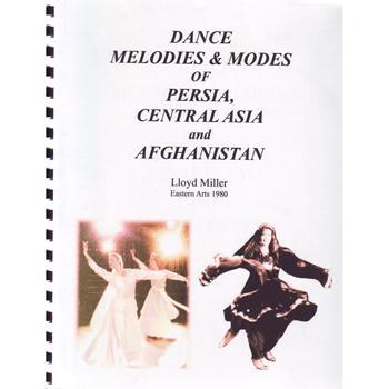 Media Dance Modes and Melodies of Persia, Central Asia and Afghanistan