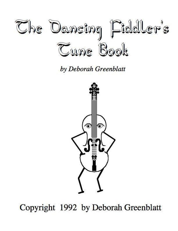 Media Dancing Fiddler's Tune Books, The - 1st Fiddle Part