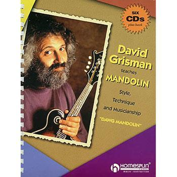 Media David Grisman Teaches Mandolin