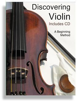 Media Discovering Violin * Method & Songbook with CD