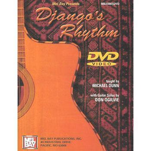 Media Django's Rhythm DVD