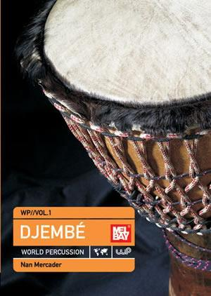 Media Djembe World Percussion, Volume 1  DVD