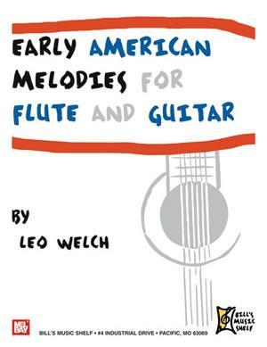 Media Early American Melodies for Flute and Guitar