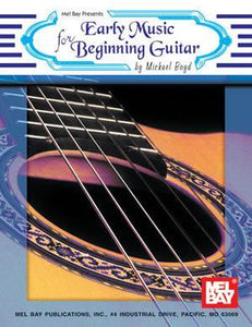Media Early Music for Beginning Guitar