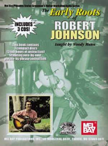 Media Early Roots of Robert Johnson  Book/3-CD Set