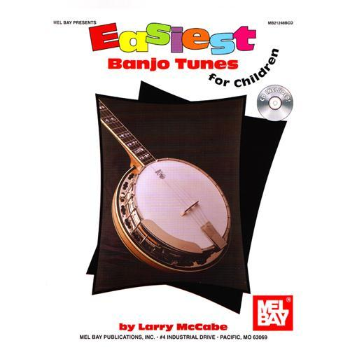 Media Easiest Banjo Tunes for Children