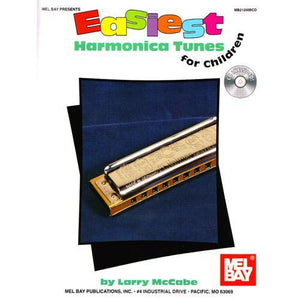 Media Easiest Harmonica Tunes for Children