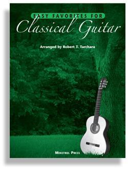 Media Easy Favorites for Classical Guitar