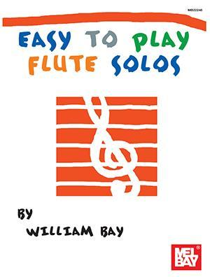 Media Easy to Play Flute Solos