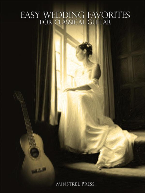 Media Easy Wedding Favorites for Classical Guitar