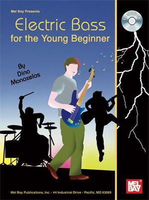 Media Electric Bass for the Young Beginner