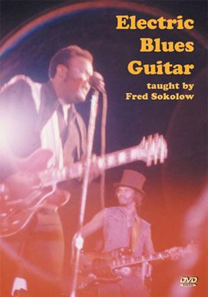 Media Electric Blues Guitar  DVD