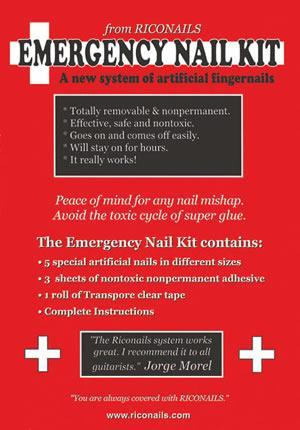Media Emergency Nail Kit