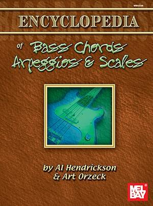 Media Encyclopedia of Bass Chords, Arpeggios and Scales