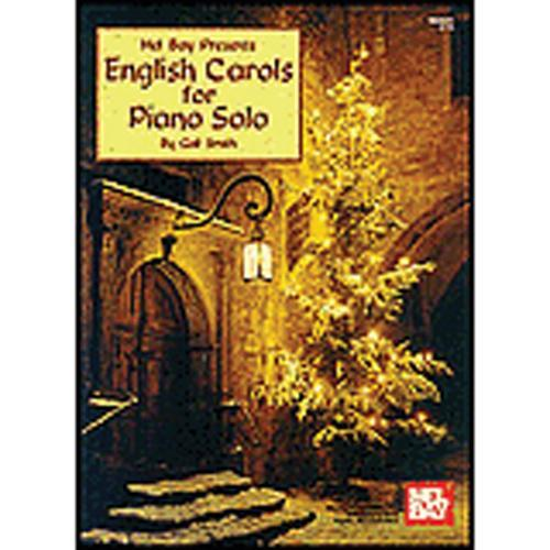 Media English Carols for Piano Solo