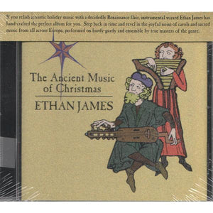 Media Ethan James: Ancient Music of Christmas