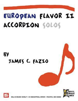 Media European Flavor II - Acccordion Solos