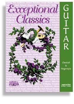 Media Exceptional Classics for Guitar