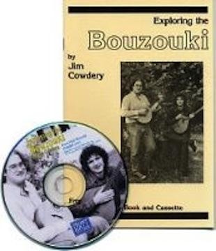Media Exploring the Bouzouki Book/CD