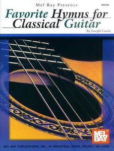 Media Favorite Hymns for Classical Guitar