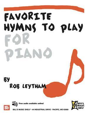 Media Favorite Hymns to Play for Piano