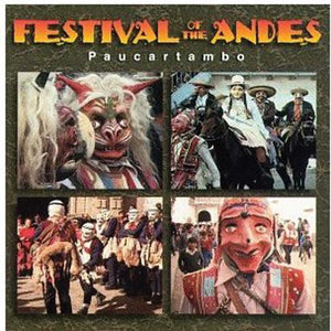 Media Festival of the Andes : Paucartambo