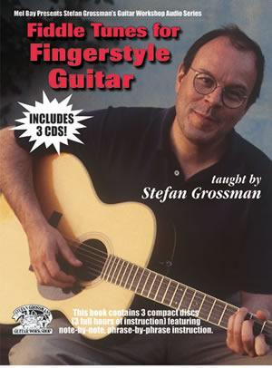 Media Fiddle Tunes for Fingerstyle Guitar 3CD set