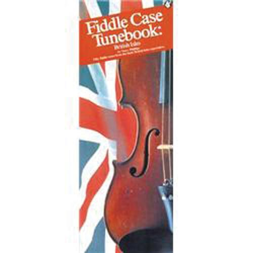Media Fiddlecase Tunebook: British Isles