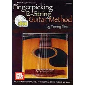 Media Fingerpicking 12-string Guitar Method