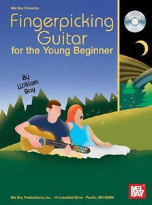 Media Fingerpicking Guitar for the Young Beginner  Book/CD Set