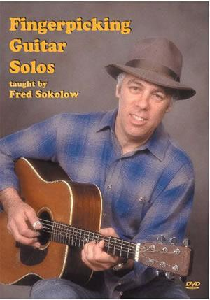 Media Fingerpicking Guitar Solos   DVD