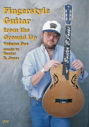 Media Fingerstyle Guitar From The Ground Up Volume One   DVD