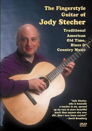 Media Fingerstyle Guitar of Jody Stecher  DVD