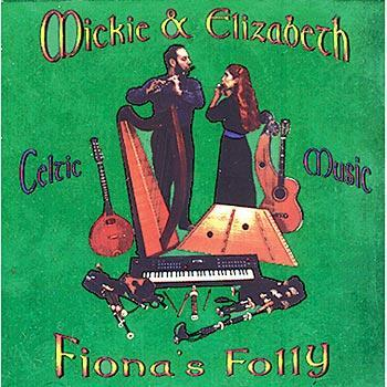 Media Fiona's Folly CD