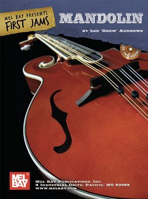 Media First Jams:  Mandolin   Book/CD Set