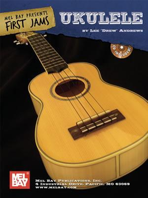 Media First Jams:  Ukulele  Book/CD Set