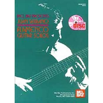 Media Flamenco Guitar Solos Book/CD Set