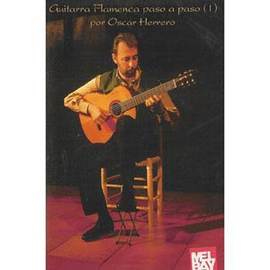 Media Flamenco Guitar Step by Step, Volume 1 DVD