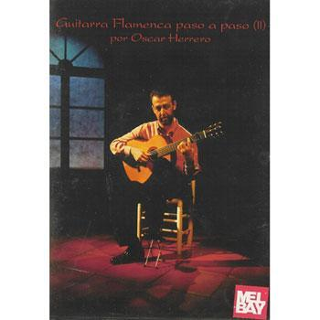 Media Flamenco Guitar Step by Step, Volume 2 DVD