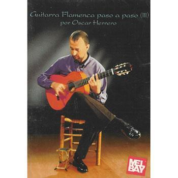 Media Flamenco Guitar Step by Step, Volume 3 DVD