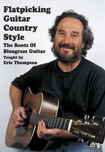 Media Flatpicking Guitar Country Style  DVD